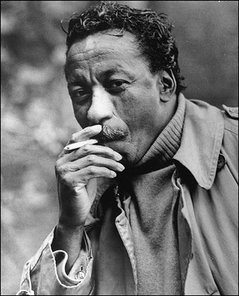 Gordon Parks, an extremely cool guy.