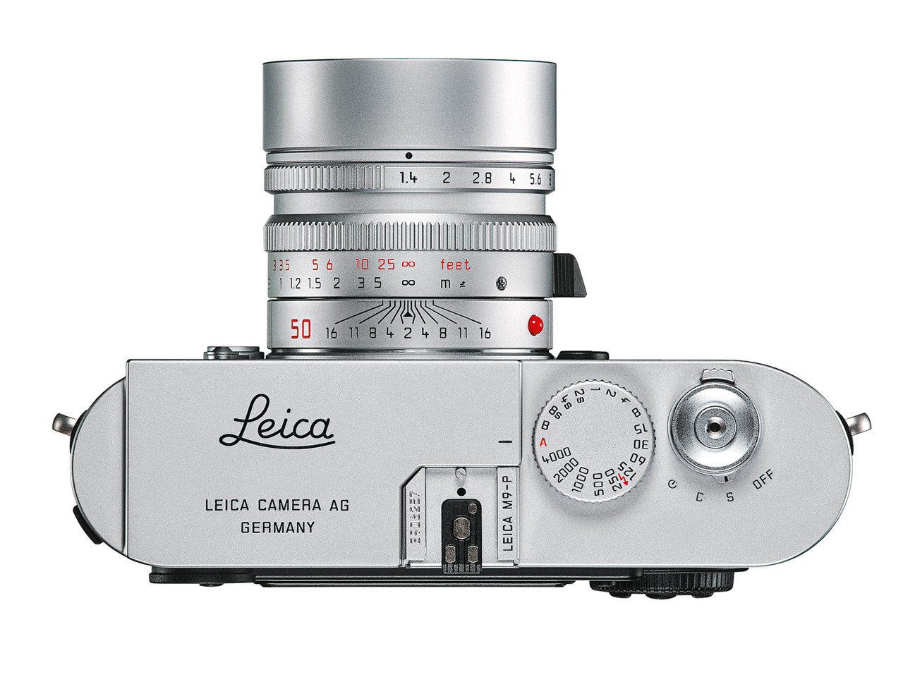 "Pretty! The Leica M9-P, a ""professionally targeted digital rangefinder"""